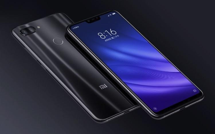 Представлен смартфон Xiaomi Mi 8 Lite с 6,26″ дисплеем и тремя камерами