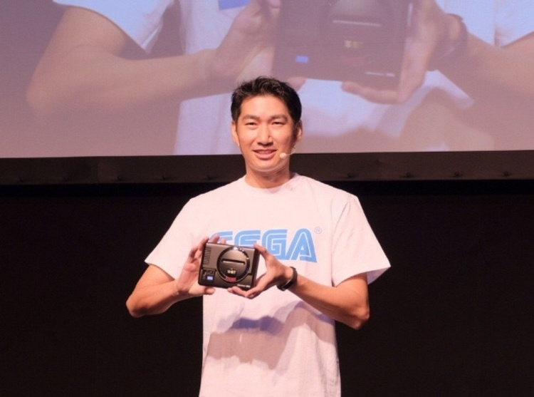 Ретро-консоль Sega Mega Drive Mini выйдет во всём мире в 2019 году
