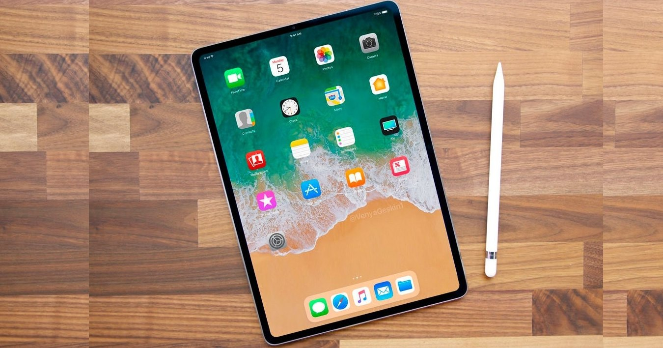 Apple лишит iPad Pro разъёма Lightning