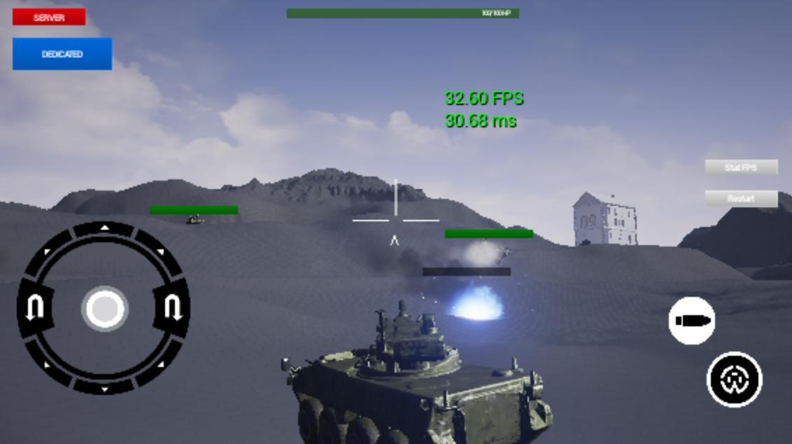PsRealVehicle, или Open Source-плагин физики танков в Armored Warfare: Assault - 3