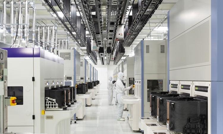Toshiba Memory и Western Digital ввели в строй новый завод для производства 3D NAND