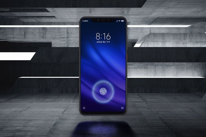 Xiaomi презентовала новые смартфоны серии Mi 8