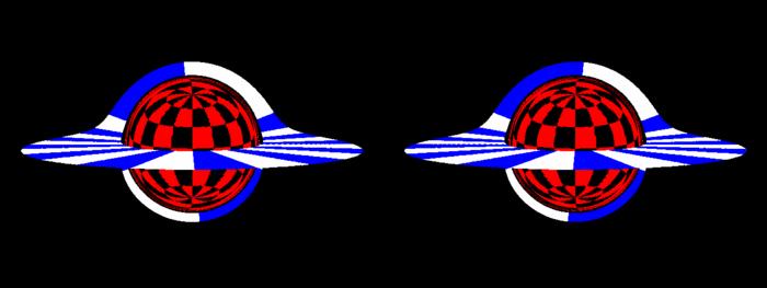 Как нарисовать чёрную дыру. Геодезическая трассировка лучей в искривлённом пространстве-времени - 13