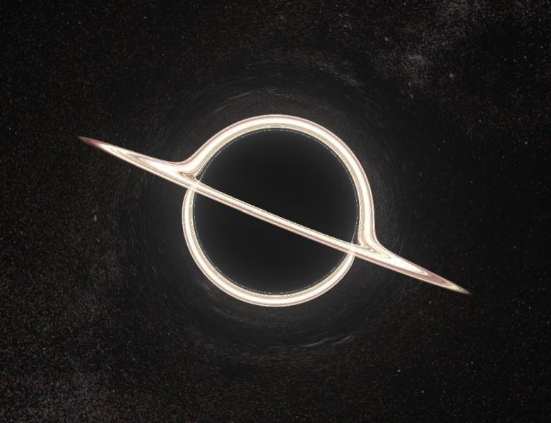 Как нарисовать чёрную дыру. Геодезическая трассировка лучей в искривлённом пространстве-времени - 17