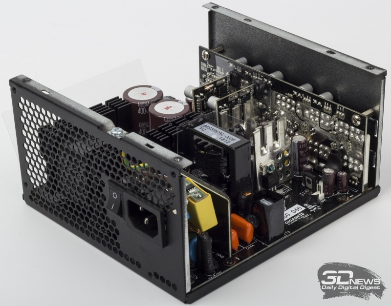 Новая статья: Блок питания AORUS P850W 80+ GOLD Modular: удачный старт