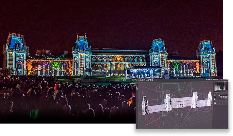 Приглашение на световое шоу и немного инсайда с будущей площадки «Круг света» в Москве - 1
