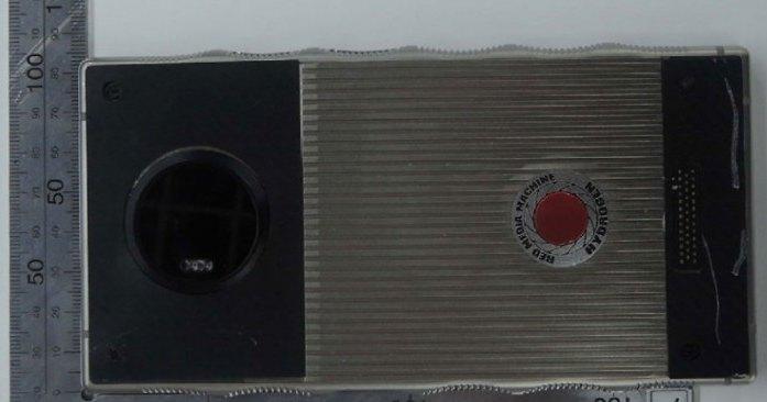 «Голографический смартфон» Red Hydrogen One: новые фото