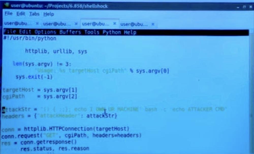 Курс MIT «Безопасность компьютерных систем». Лекция 9: «Безопасность Web-приложений», часть 1 - 6