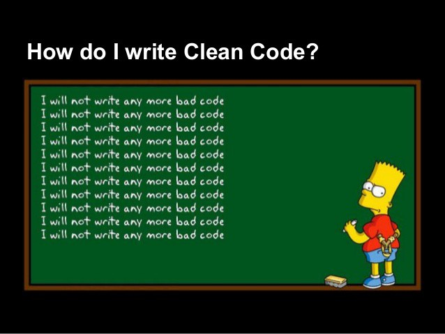 Манифест Чистого Программиста или краткий конспект книги «Чистый Код» Роберта Мартина - 1