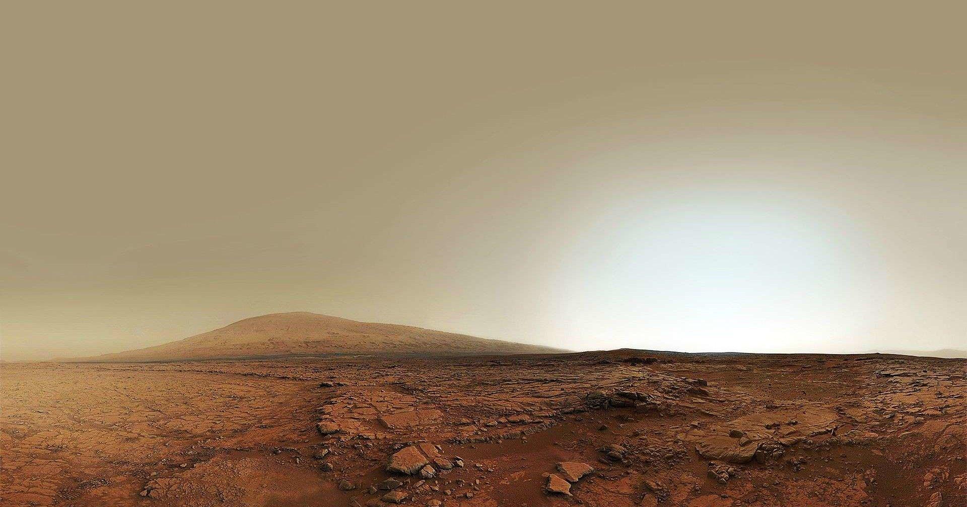 Марс когда-то был пригоден для жизни