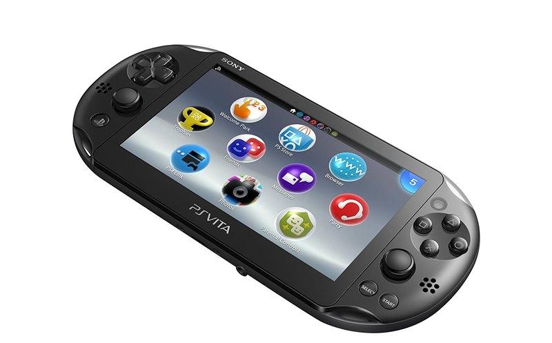 Производство PlayStation Vita в Японии прекратят в следующем году