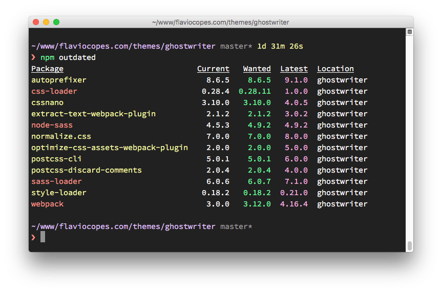 Руководство по Node.js, часть 5: npm и npx - 2