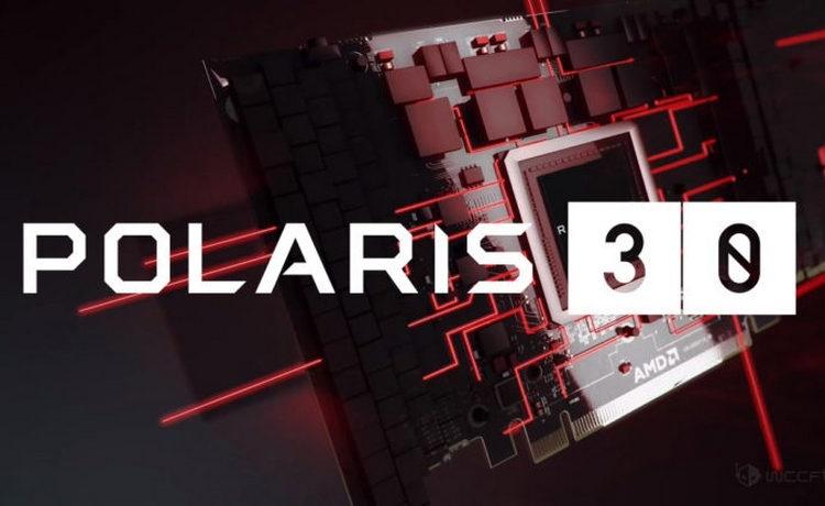 Слухи: в октябре AMD выпустит новую видеокарту на 12-нм версии Polaris