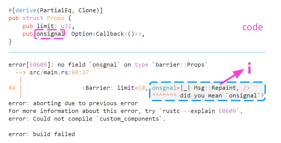Yew — Rust&WebAssembly-фреймворк для фронтенда - 10