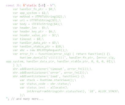 Yew — Rust&WebAssembly-фреймворк для фронтенда - 5
