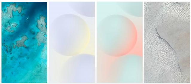 «Живые» обои смартфонов Google Pixel 3 и Pixel 3 XL стали доступны за две недели до анонса