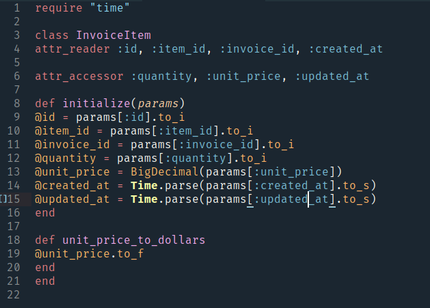 Код в стиле Ruby: грамотно, красиво и рационально. Пример для начинающих - 2