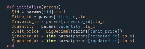 Код в стиле Ruby: грамотно, красиво и рационально. Пример для начинающих - 6