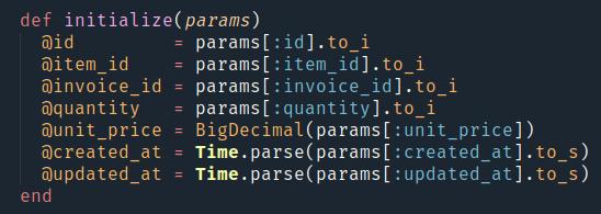 Код в стиле Ruby: грамотно, красиво и рационально. Пример для начинающих - 7
