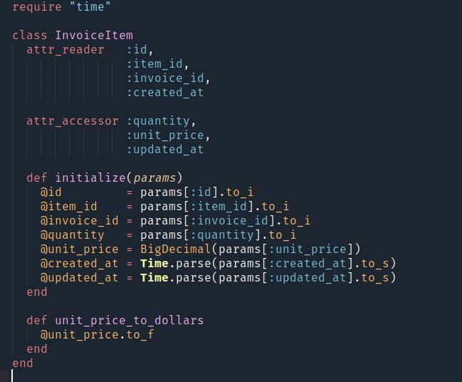 Код в стиле Ruby: грамотно, красиво и рационально. Пример для начинающих - 8