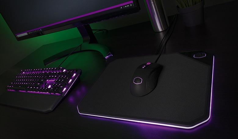 Cooler Master MP860 RGB Gaming Mousepad