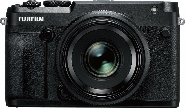 Представлена «дальномерная» среднеформатная камера Fujifilm GFX 50R