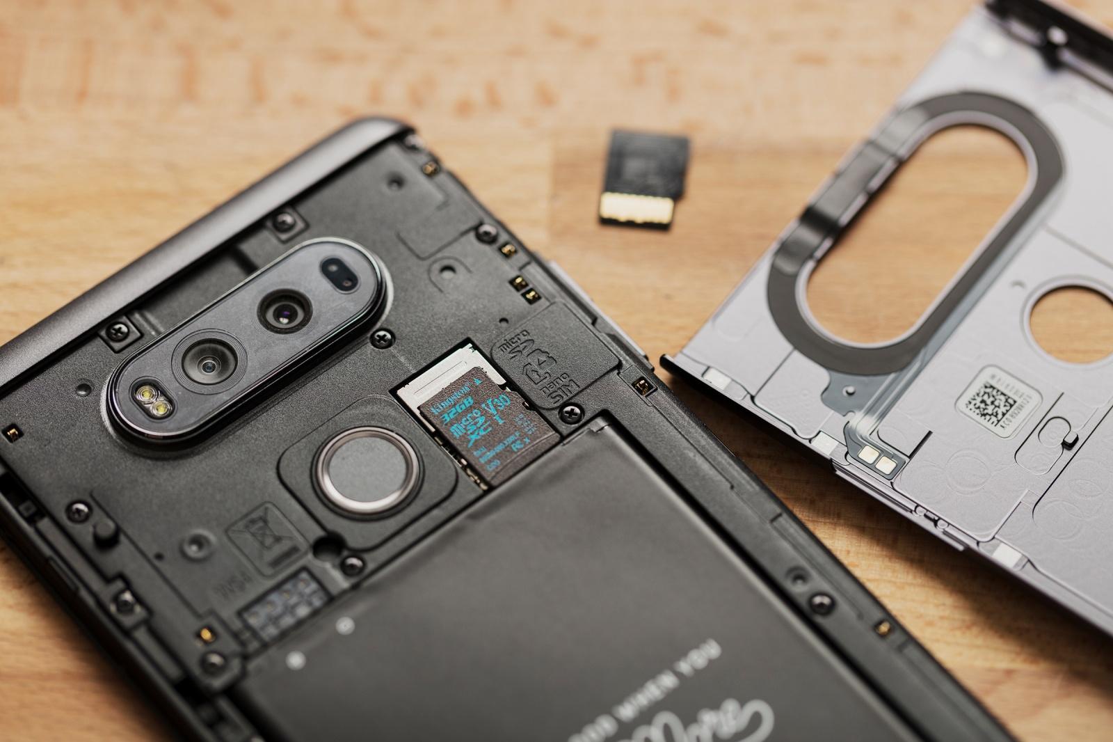 Серия MicroSD, созданная с чистого холста - 4