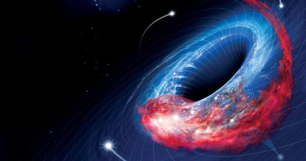 Горизонт событий с точки зрения современной науки