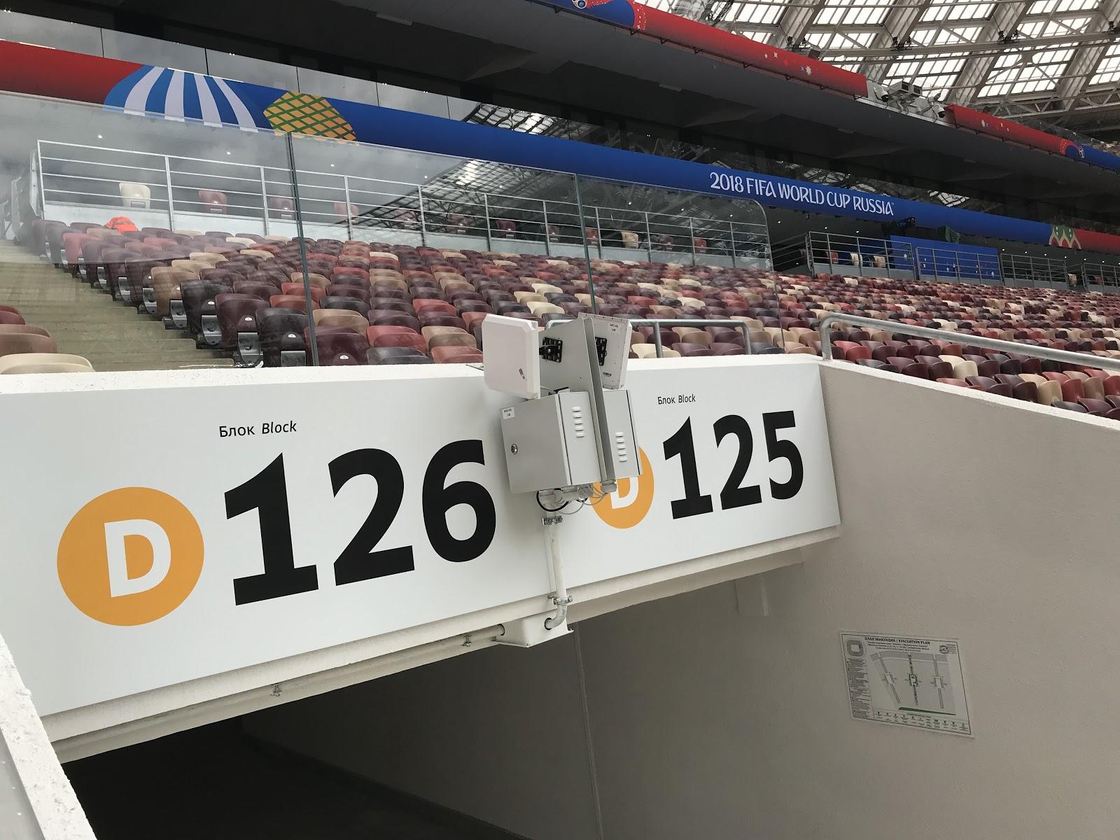 """Как мы обслуживали ИТ-инфраструктуру """"Лужников"""" во время Чемпионата мира - 11"""