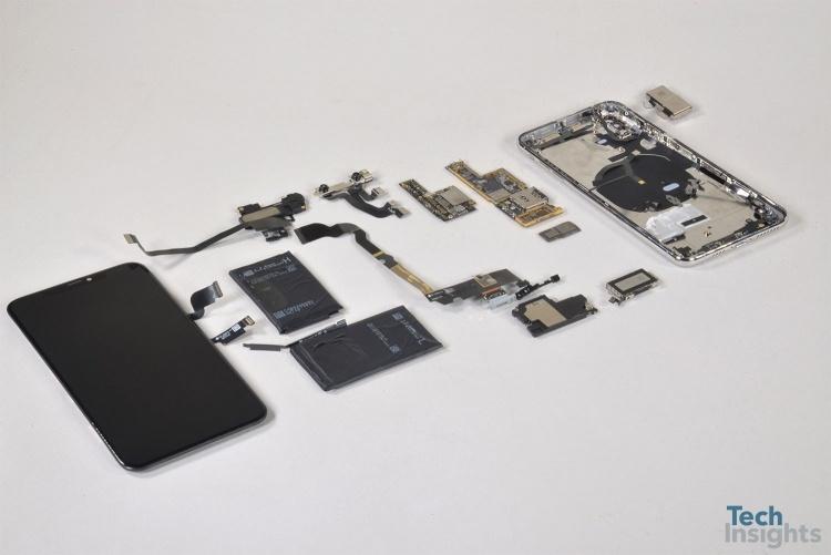 Себестоимость iPhone Xs Max почти в три раза ниже его розничной цены