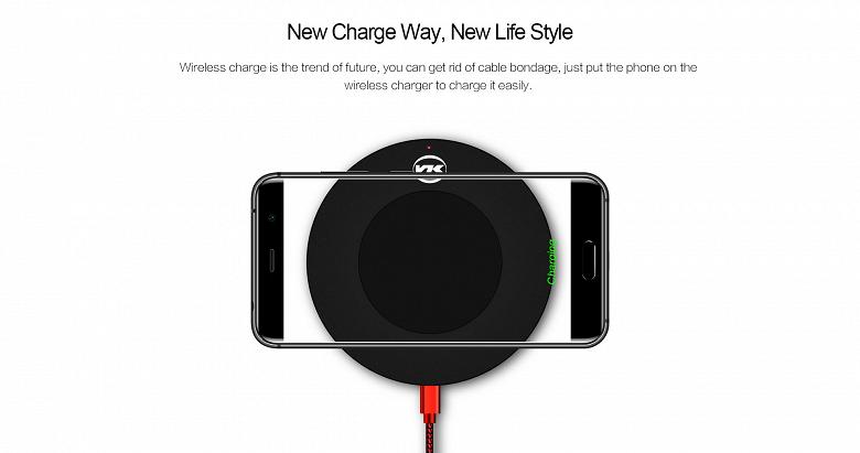 В Поднебесной вышел смартфон с тройной камерой и поддержкой беспроводной зарядки за $160