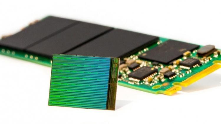Intel в Даляне запустила вторую очередь линий: цель — 96-слойная 3D NAND