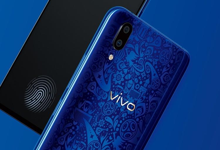 Vivo представила экранный дактилоскопический сканер нового поколения
