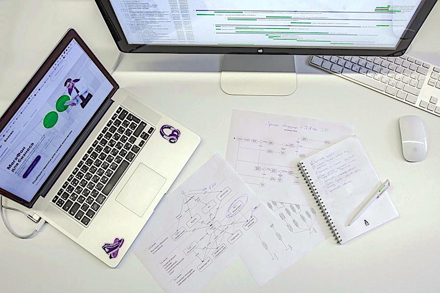 Как собрать корпоративные услуги на одной онлайн-платформе: история «МегаФон.Бизнес» - 1