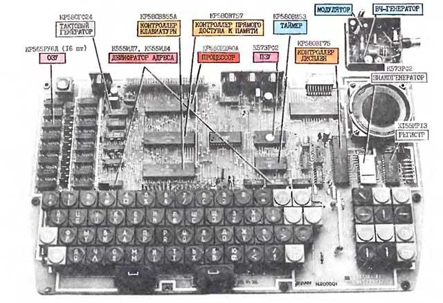 Микроша, Криста, Апогей, Львов — первые советские ЭВМ на вынос - 10