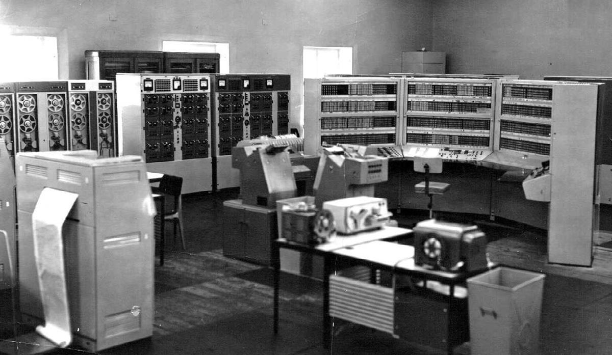Микроша, Криста, Апогей, Львов — первые советские ЭВМ на вынос - 2