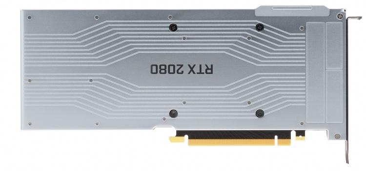 Новая статья: Обзор видеокарты NVIDIA GeForce RTX 2080 Founders Edition: качество против количества