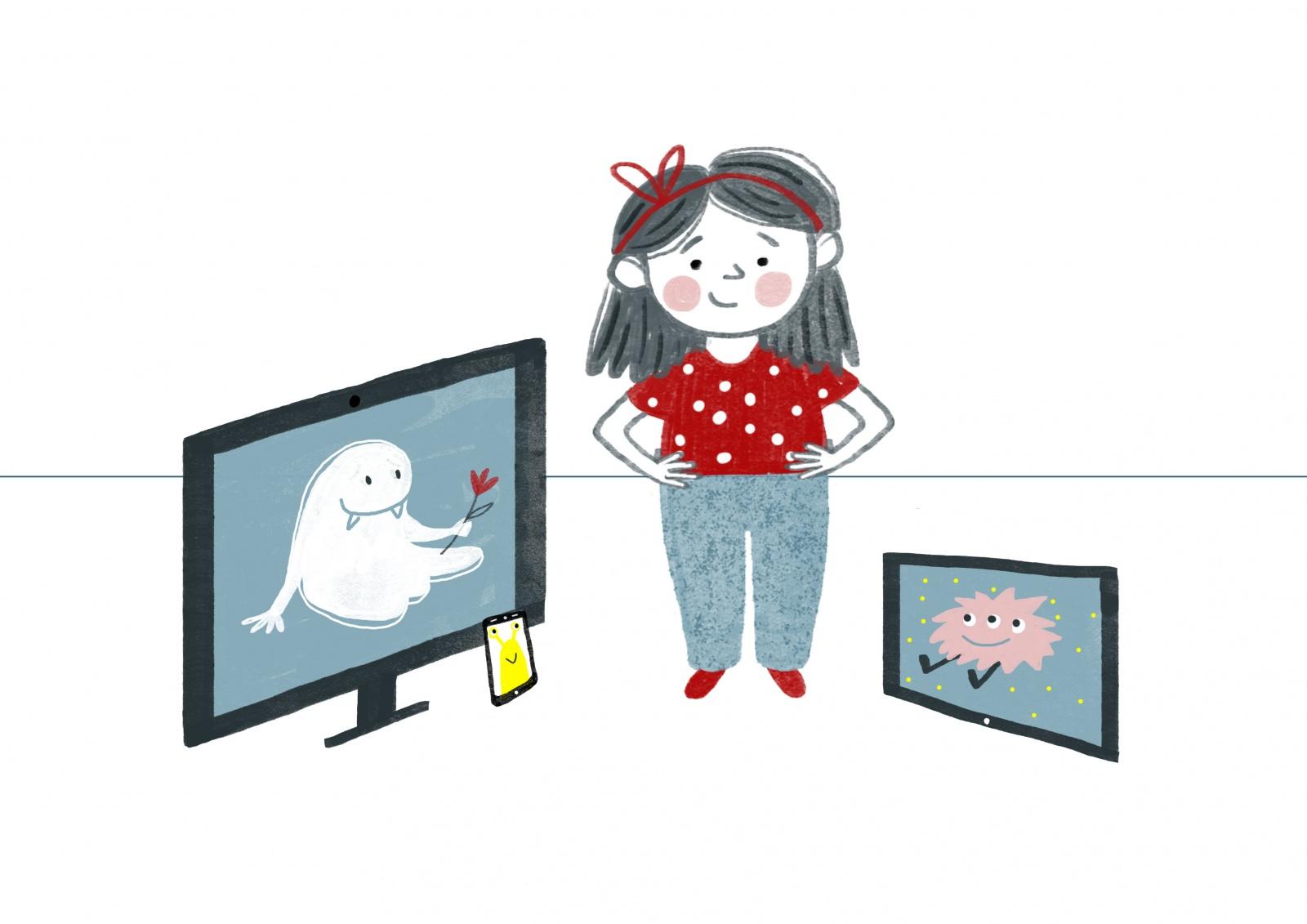 Ребенок, интернет и родители. Как избежать ловушек, получить пользу и остаться друзьями? - 7