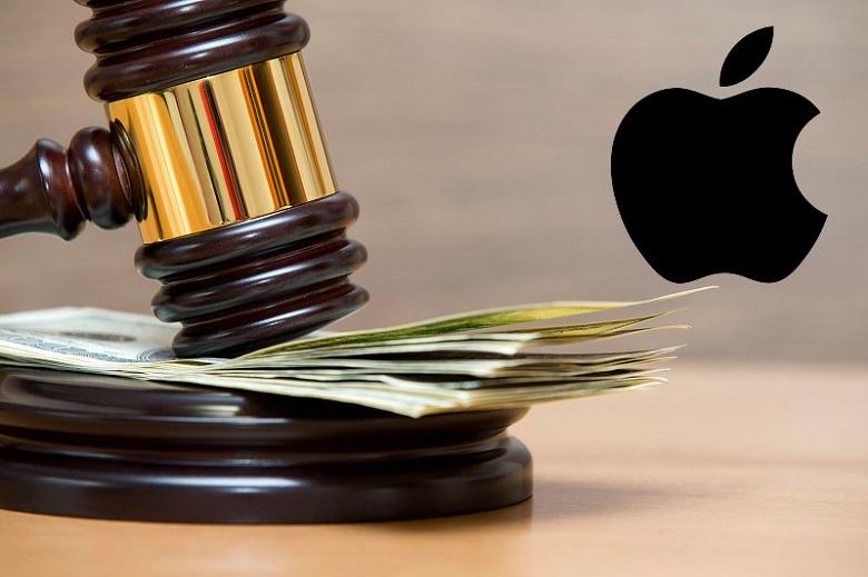 Apple снова придётся отвечать в суде за нарушение патентов