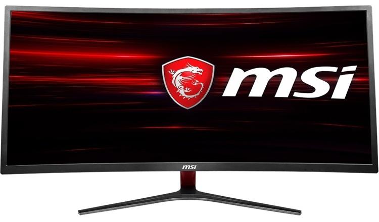 MSI Optix MAG341CQ: игровой монитор формата UWQHD