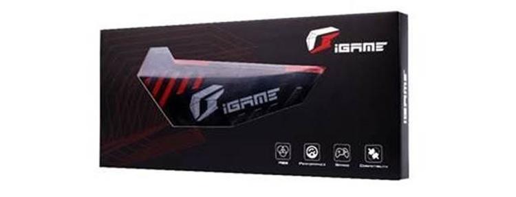 Модули памяти Colorful iGame DDR4 получили оригинальный дизайн