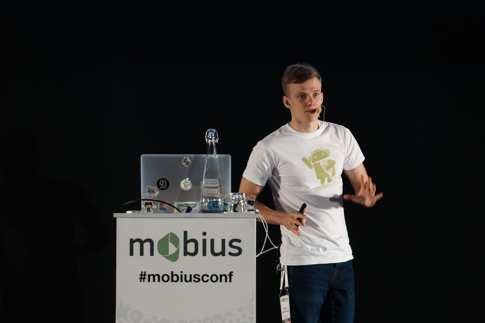 Топ-10 докладов Mobius 2018 Piter - 1