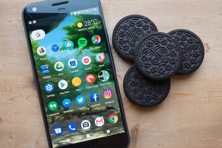 Android Oreo скоро займёт второе место по распространённости среди всех версий ОС