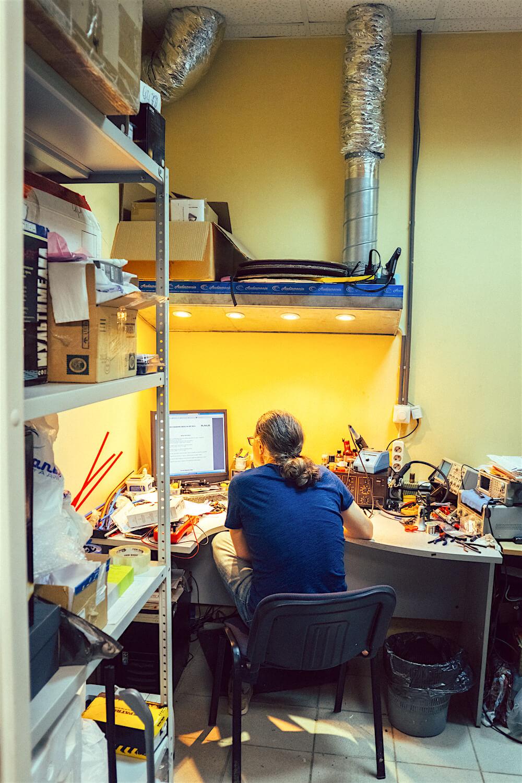 Фотоэкскурсия по офису «Аудиомании»: часть вторая - 5