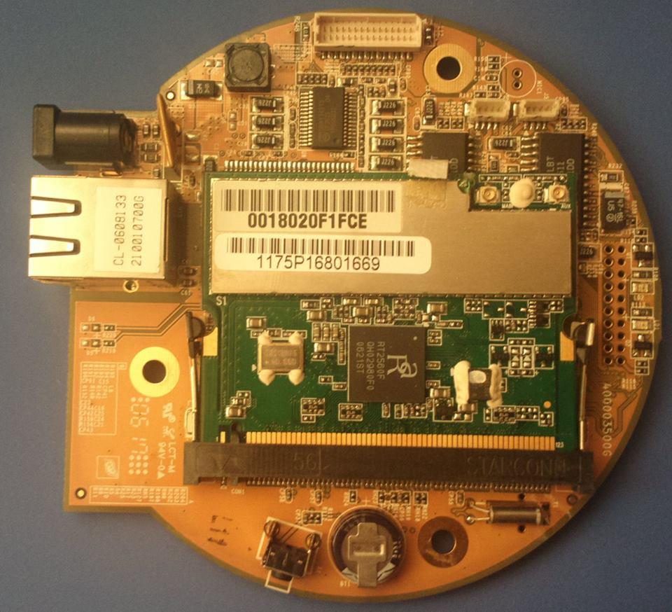 Жемчужина с барахолки или реверс-инжиниринг IP-камеры DCS-5220A1 - 3