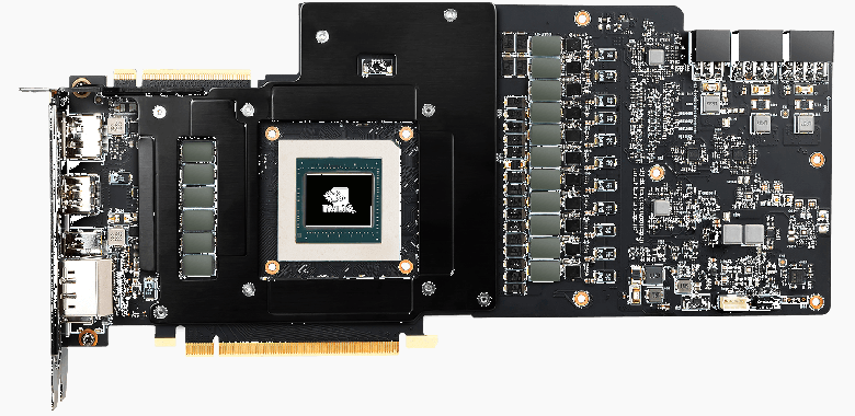 MSI готовит монструозную видеокарту GeForce RTX 2080 Ti Lightning