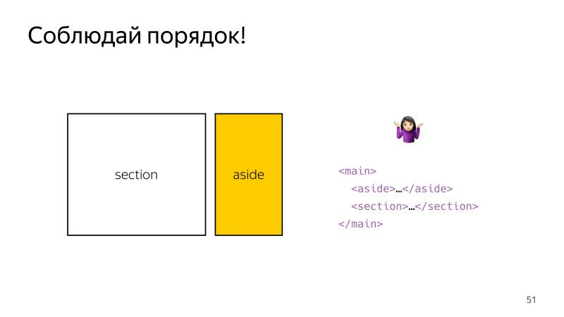 Доступность интерфейсов. Лекция Яндекса - 28