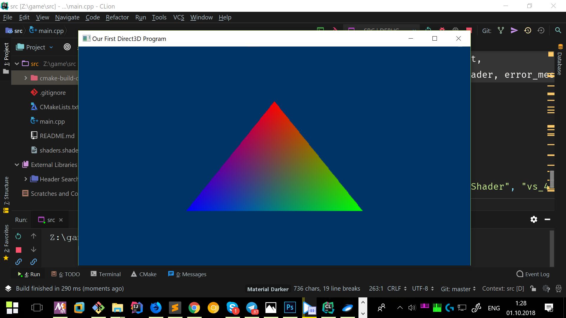 Хаброкаст «Заход Солнца Вручную» #1. Пытаемся настроить среду для разработки игрушки под Windows - 7