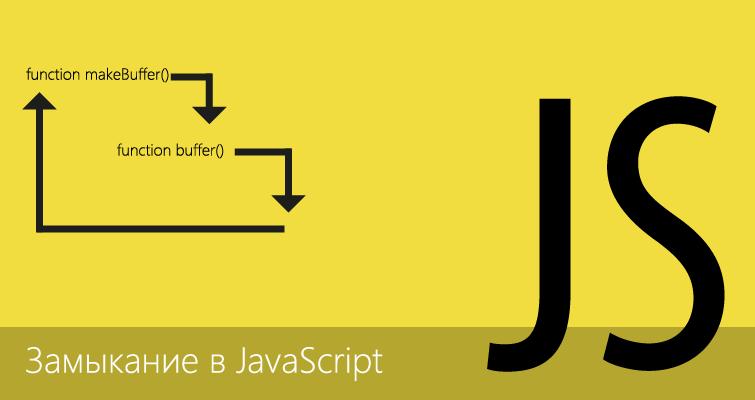 Замыкания в JavaScript для начинающих - 1